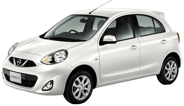 Nissan Micra 1.2lit or similar